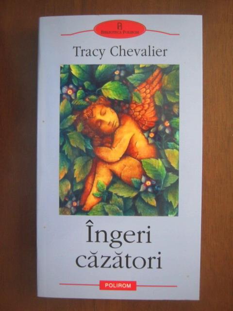 Anticariat: Tracy Chevalier - Ingeri cazatori