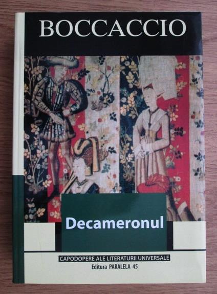 Anticariat: Boccaccio - Decameronul