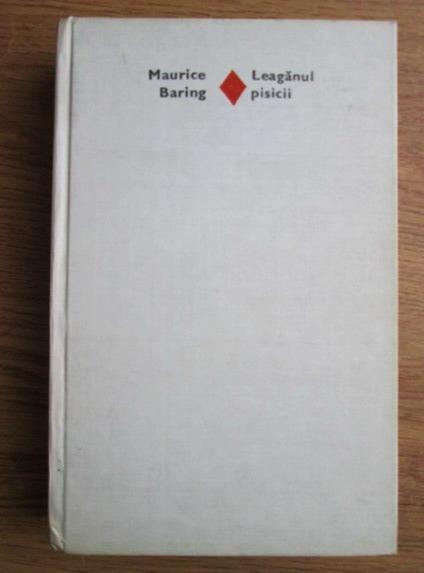 Anticariat: Maurice Baring - Leaganul pisicii