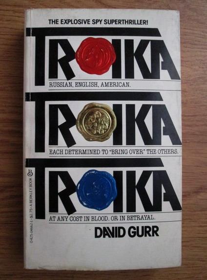 Anticariat: David Gurr - Troika