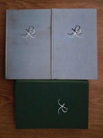 Anticariat: Romain Rolland - Inima vrajita (3 volume, coperti cartonate)