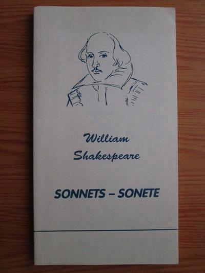 Anticariat: William Shakespeare - Sonnets. Sonete (editie bilingva)