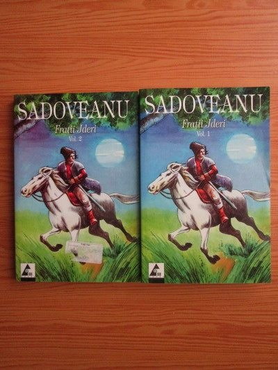Anticariat: Mihail Sadoveanu - Fratii Jderi (2 volume)