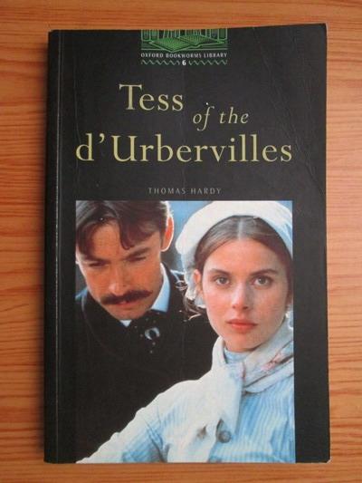 Anticariat: Thomas Hardy - Tess of the d Urbervilles