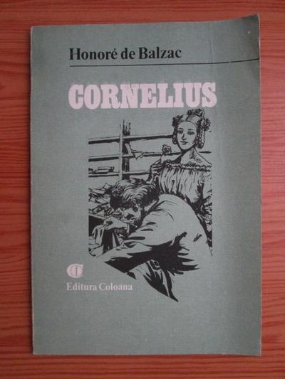 Anticariat: Balzac - Cornelius