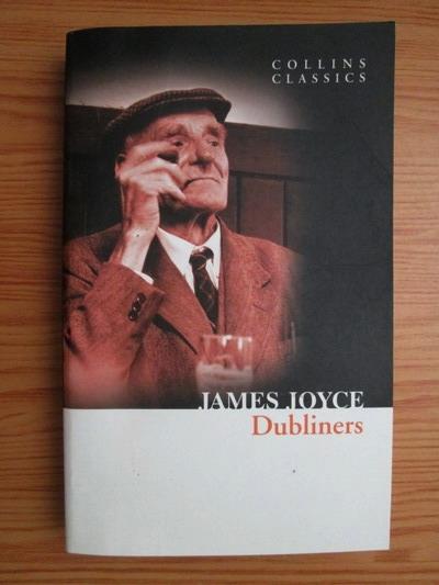 Anticariat: James Joyce - Dubliners