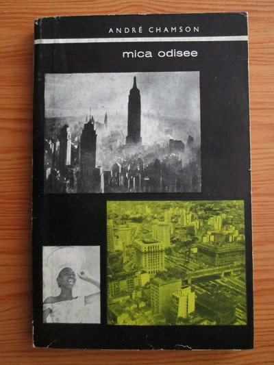 Anticariat: Andre Chamson - Mica Odisee