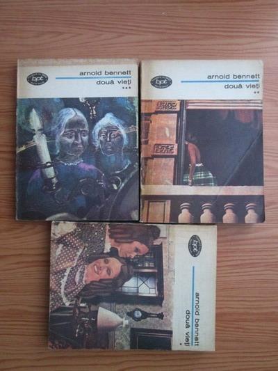 Anticariat: Arnold Bennett - Doua vieti (3 volume)