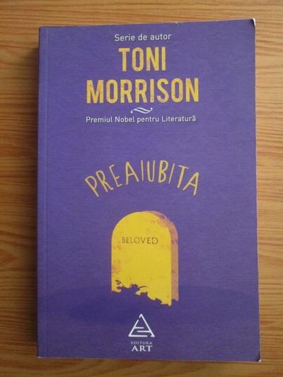 Anticariat: Toni Morrison - Preaiubita