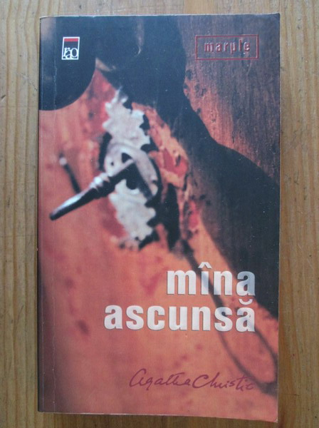 Anticariat: Agatha Christie - Mana ascunsa