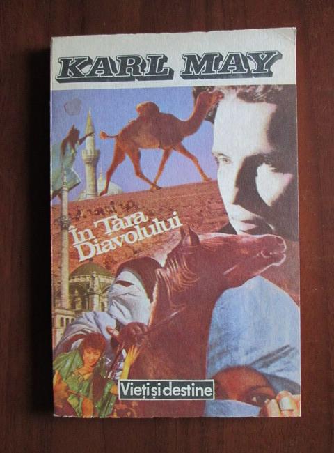 Anticariat: Karl May - In tara diavolului