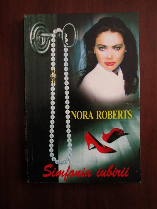 Anticariat: Nora Roberts - Simfonia iubirii