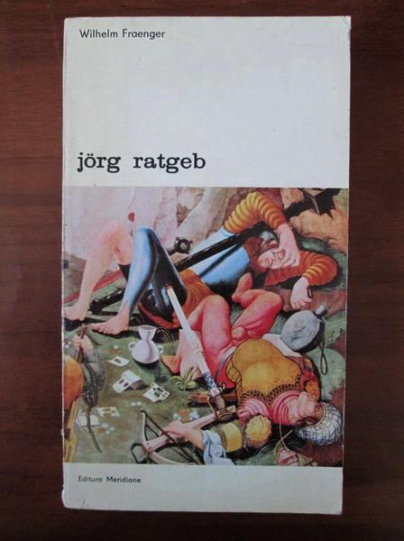 Anticariat: Wilhelm Fraenger - Jorg Ratgeb
