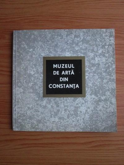 Anticariat: Ivan Marin - Muzeul de arta din Constanta