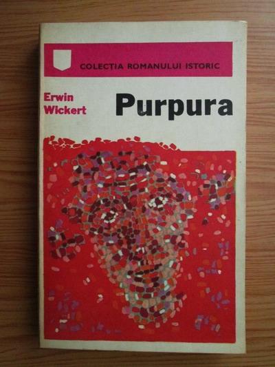 Anticariat: Erwin Wickert - Purpura