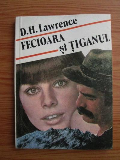 Anticariat: D. H. Lawrence - Fecioara si tiganul
