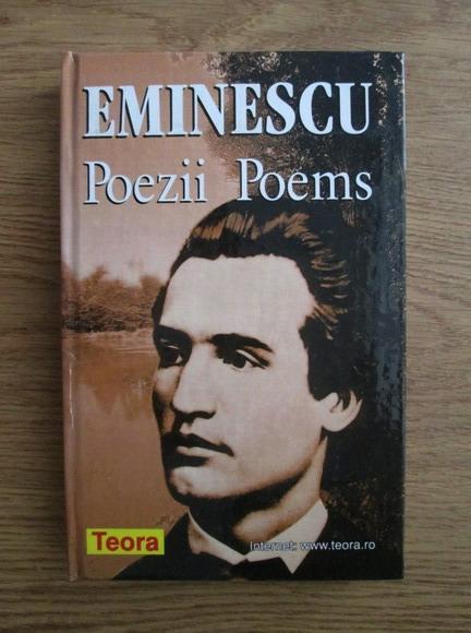 Anticariat: Mihai Eminescu - Poezii. Poems (editie bilingva)