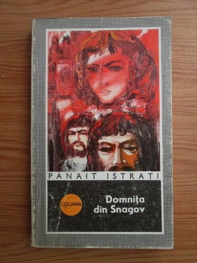 Anticariat: Panait Istrati - Domnita din Snagov