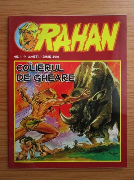 Anticariat: Rahan (nr. 1, iunie 2010)