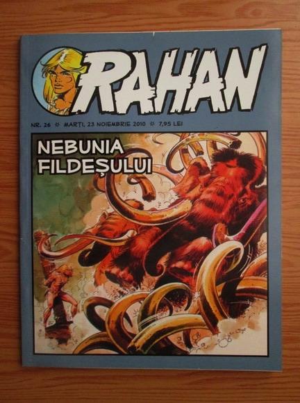 Anticariat: Rahan (nr. 26, noiembrie 2010)