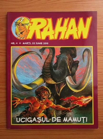 Anticariat: Rahan (nr. 4, iunie 2010)