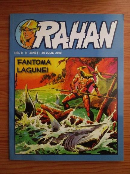 Anticariat: Rahan (nr. 8, iulie 2010)