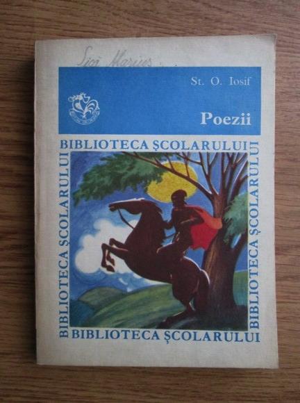 Anticariat: Stefan Octavian Iosif - Poezii