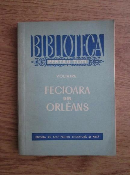 Anticariat: Voltaire - Fecioara din Orleans