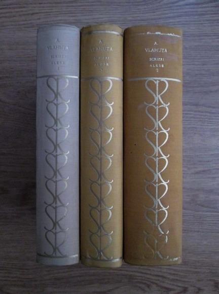 Anticariat: Alexandru Vlahuta - Scrieri alese (3 volume)