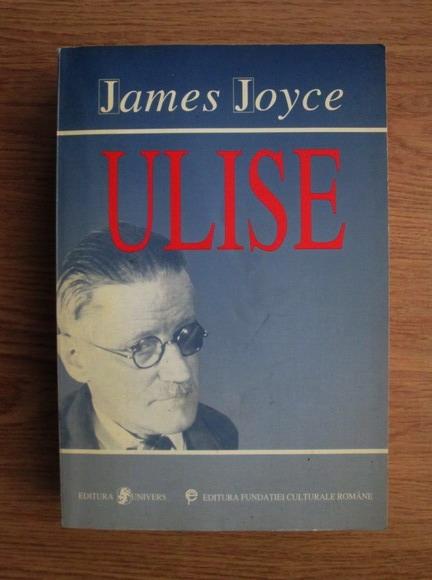 Anticariat: James Joyce - Ulise
