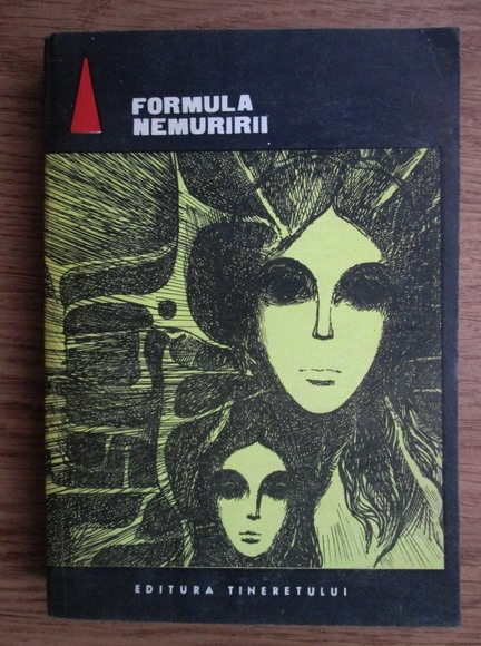 Anticariat: Formula nemuririi. Povestiri stiintifico fantastice sovietice