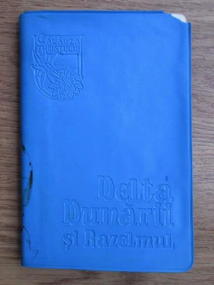 Anticariat: Eugen Panighiant - Delta Dunarii si Razelmul