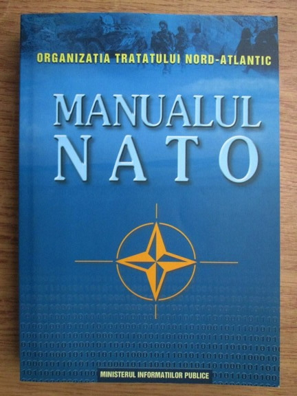 Anticariat: Organizatia tratatului Nord-Atlantic. Manual NATO