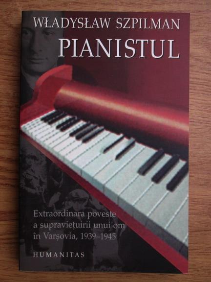 Anticariat: Wladyslaw Szpilman - Pianistul
