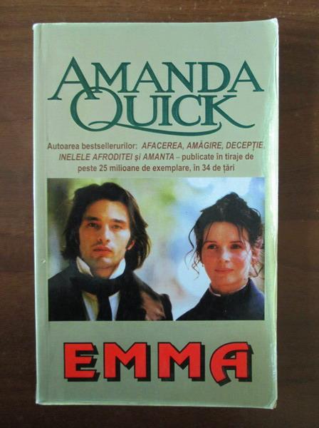 Anticariat: Amanda Quick - Emma