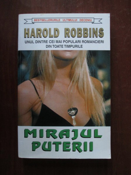 Anticariat: Harold Robbins - Mirajul puterii