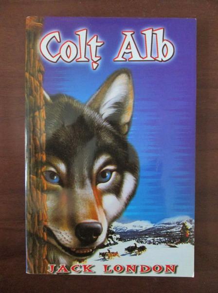 Anticariat: Jack London - Colt alb