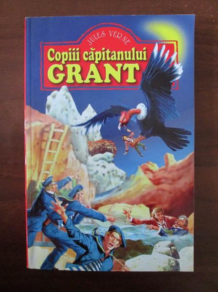 Anticariat: Jules Verne - Copiii capitanului Grant