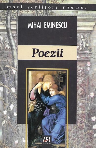 Anticariat: Mihai Eminescu - Poezii (cartonata, editura Art)