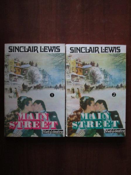 Anticariat: Sinclair Lewis - Main Street (2 volume)