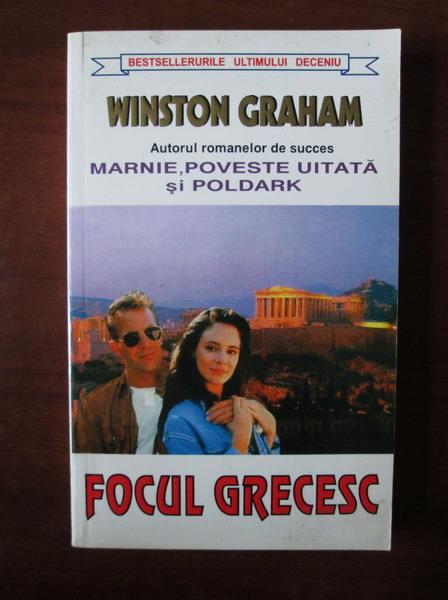 Anticariat: Winston Graham - Focul grecesc