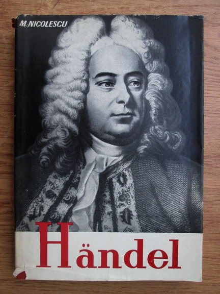 Anticariat: Mircea Nicolescu - Handel