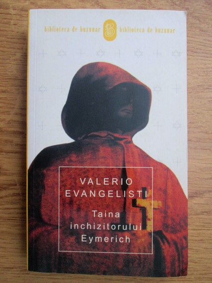 Anticariat: Valerio Evangelisti - Taina inchizitorului Eymerich