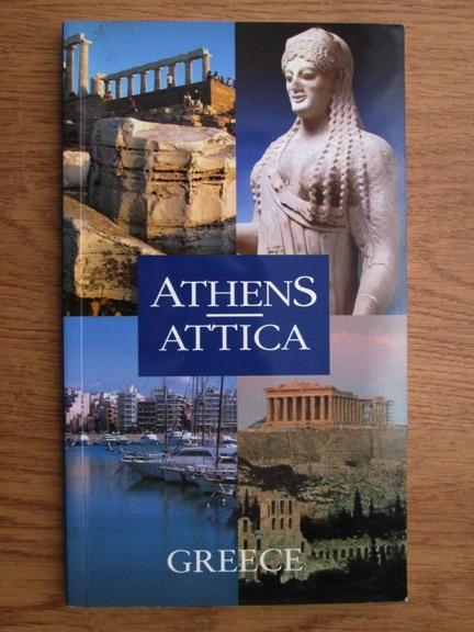 Anticariat: Athens. Attica