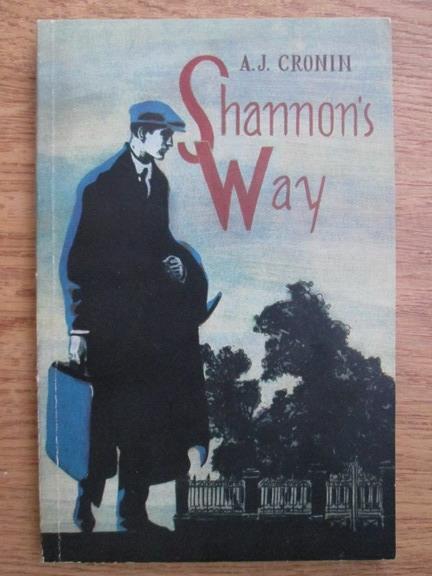 Anticariat: A. J. Cronin - Shannon's Way