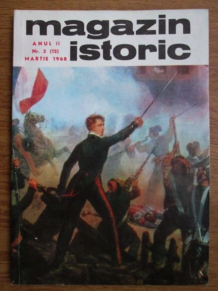 Anticariat: Magazin istoric, anul II, nr. 3 (12), martie 1968
