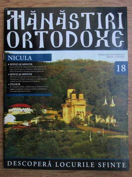 Anticariat: Manastiri Ortodoxe (nr. 18, 2010)