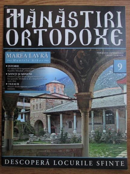 Anticariat: Manastiri Ortodoxe (nr. 9, 2010)