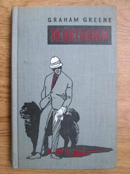 Anticariat: Graham Greene - The quiet american