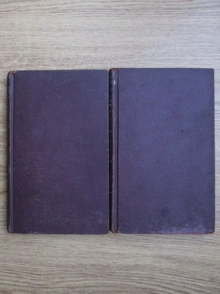 Anticariat: Leon Tolstoi - Razboi si pace ( 2 volume,1924)